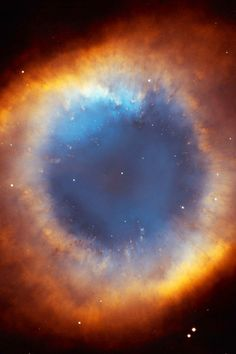 Planetary nebula from a dying star. Even in death, stars are breathtaking.