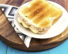 Croque-monsieur au thon et à la vache qui rit (facile, rapide) - Une recette CuisineAZ