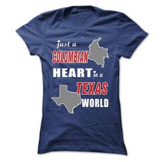Colombia - Texas 2