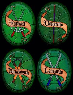 Foud this on Pinterest and im lovin it! I want them on stained glass