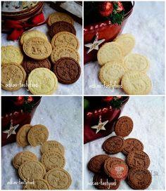 Chrumkavé sušienky - kokosové, škoricové, kakaové Gingerbread Cookies, Ham, Cocoa, Cinnamon, Biscuits, Food And Drink, Cakes, Gingerbread Cupcakes, Canela