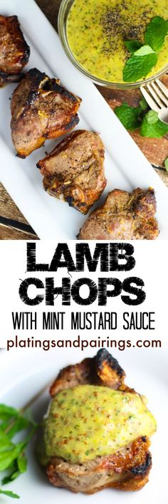 Lamb Chops in under 30 minutes!