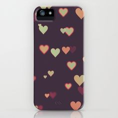 Bokehs V iPhone & iPod Case by Rain Carnival - $35.00 #iphone #samsung #case #skin #glitter #bokeh