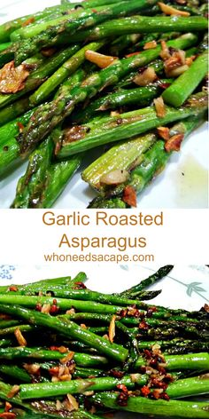 Looking for a no fail family friendly recipe for asparagus? Try Garlic Roasted A… Looking for a no fail family friendly recipe for asparagus? Try Garlic Roasted Asparagus! Great addition to your holiday table, so amazing! Asian Asparagus Recipes, Roasted Garlic Asparagus, Radish Recipes, Garlic Recipes, Vegetable Recipes, Asparagus Dishes, Asparagus And Mushrooms, Vegetable Sides, Asparagus
