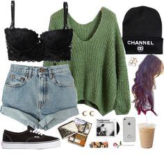 """Figure 8 ∞"" by demidanae ❤ liked on Polyvore"