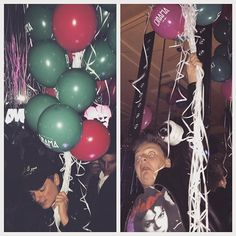 I liked jacks balloon pic... so I tried to recreate it. Oh Conor