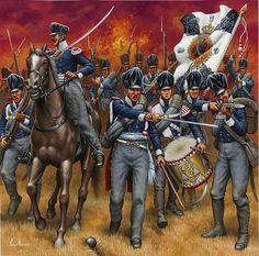 Prusianos. Más en www.elgrancapitan.org/foro