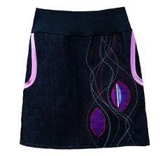 S - M / Zboží prodejce Vanel Rock, Betta, Refashion, Sewing Patterns, Masky, Womens Fashion, Skirts, Fashion Tips, Clothes