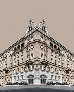 Gallery of Zsolt Hlinka's Photo Collages Portray the Buildings of Budapest in Perfect Symmetry - 9