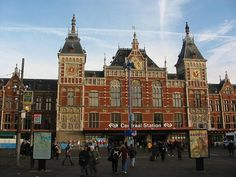 P.H. Cuypers - Centraal Station Amsterdam