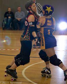 Geelong roller derby carmenattcha bloody Mary's