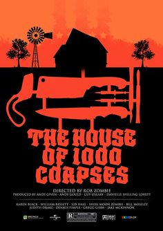 """""""The House of 1000 corpses"""" Artwork by me @ lovethesilentorder.com"""