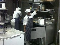 Karibu Restaurant ~ South African Dining ~ Cape Town Waterfront RSA ~ Our Staff! V&a Waterfront, Build Your Brand, Cape Town, Chef Jackets, Restaurant, Dining, Food, Diner Restaurant, Restaurants
