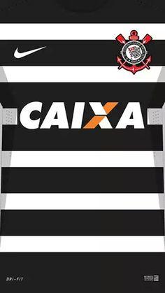 SC Corinthians of Brazil wallpaper. Corinthian Casuals, Brazil Wallpaper, Corinthians Time, Fifa, Soccer Kits, Football Wallpaper, Best Luxury Cars, Sports Clubs, Galaxy Wallpaper