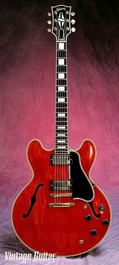 1958 Gibson ES-335. Yes please!