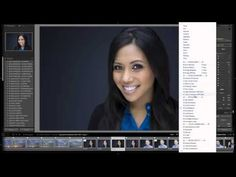 Retouch a portrait using Lightroom 4, without any Photoshop required.    Read the article: http://www.slrlounge.com/retouching-a-studio-headshot-in-lightroom-4    To learn more or purchase the SLR Lounge Lightroom 4 A-Z Training DVD Guide.