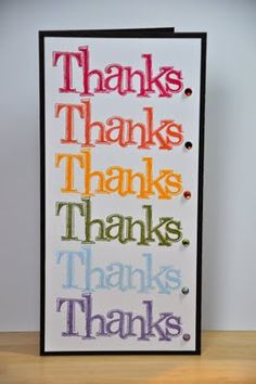 CTMH Thank you card