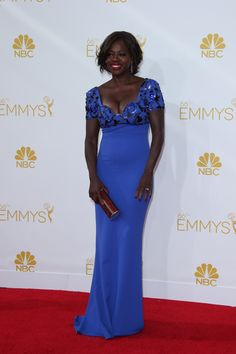 Viola Davis is presenting the award for Lead Actress in a Drama series at tonight's Primetime Emmy Awards.