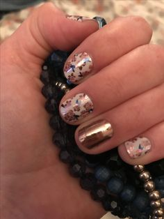 South of France from April 2017 StyleBox with accent in retired Rose Gold Metallic Bellejam.jamberry.com