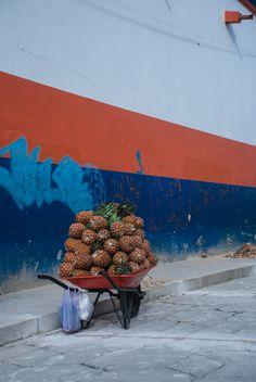 Fotografía Mariano Herrera Salvalaggio Guatemala Piñas