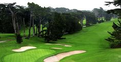 This week's US Open Course! The Olympic Club – Lake Course on http://www.golfslope.com