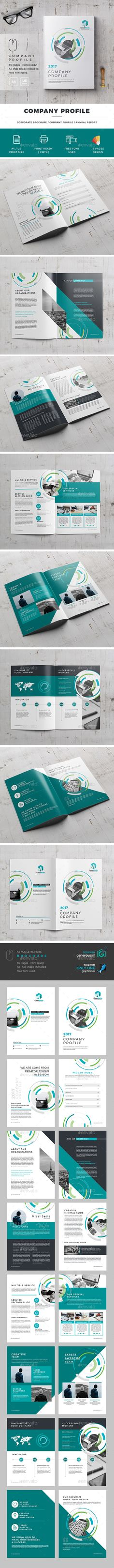 Brochure — Photoshop PSD #creative #creative brochure • Download ➝ https://graphicriver.net/item/brochure/19754679?ref=pxcr