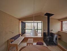 Mito-Motoyoshida of house (+ K model house), Satoshi Irei.