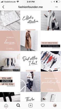 Moda Instagram, Instagram Design, Layout Do Instagram, Instagram Feed Tips, Insta Layout, Instagram Grid, Free Instagram, Instagram Makeup, Instagram Fashion