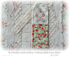 I was thinking yesterday that it would be nice to offer you a free little stitchery to celebrate the arrival of 2017.   There was a t...