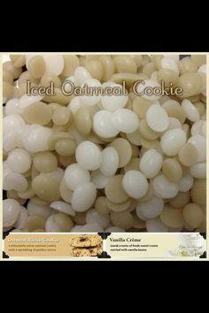 Iced Oatmeal Cookie #PinkZebra #Sprinkles #Recipe #HomeDecor
