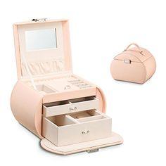 Vlando Princess Style Jewelry Box from Netherlands Design... https://www.amazon.com/dp/B017CLS1VE/ref=cm_sw_r_pi_dp_U_x_Gt1zAb96CVPZM