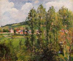 ART & ARTISTS: Camille Pissarro part - 11
