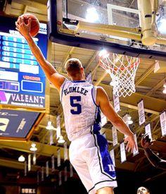 Ready to watch him beast tonight! Love And Basketball, Duke Basketball, Cameron Crazies, Mason Plumlee, Duke Blue Devils, Beast, Eye Candy, Game, Watch