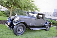 1925 Packard 236 at the The Elegance at Hershey Vintage Cars, Antique Cars, Classic Cars Usa, Road Runner, Old Cars, Motor Car, Super Cars, Automobile, Passion