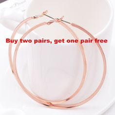 Cheap Hoop Earrings on Sale at Bargain Price, Buy Quality earrings lips, accessories eyewear, earrings model from China earrings lips Suppliers at Aliexpress.com:1,pattern:others 2,Shape\pattern:Round 3,Earring Type:Hoop Earrings 4,Model Number:large earrings 5,inlaying material:not inlaying