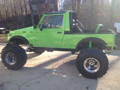 1988 suzuki samurai Jeep Suzuki, Suzuki Cars, Suzuki Jimny, Samurai, 4x4 Trucks, Cool Trucks, Jimny 4x4, Jimny Sierra, Green Jeep