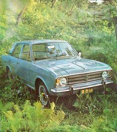 1968 Cortina from FORD in KOREA  1968년형 코티나 자동차