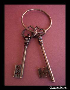 Keys, Ancient