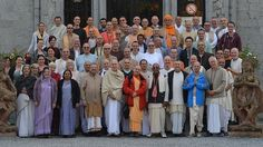 Minutes from Euro RGB Meeting in Mayapur