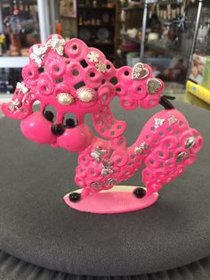 Vintage Pink Poodle Revere Earring Holder Plus Earrings Jewelry Lot | Jewelry & Watches, Jewelry Boxes & Organizers, Jewelry Holders & Organizers | eBay!