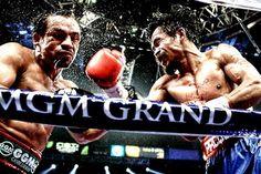 Manny Pacquiao-フィリピンの拳、マニー・パッキャオ。