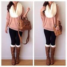 Cute Winter Outfits Teenage Girls-18 Hot Winter Fashion Ideas no ...