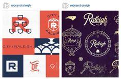 Really enjoying Baldwin&'s Instagram project, Rebrand #Raleigh on Under the Oaks blog: life lately under the oaks