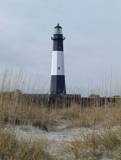 I have climbed to the top of this lighthouse. Tybee Lighthouse near Savannah Georgia