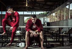 Clemente Chabernaud + Alexandre Cunha trabajar encima de un sudor de sangre para Esquire España imagen escudero espana fotos 003