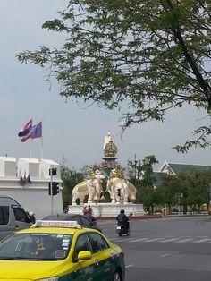 intersecção antes do templo