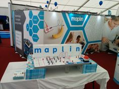 Some experiments put together by our very own Maplineers #Maplin #Experiments
