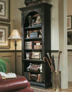 Longfellow Book Case from Victorian Trading Co.