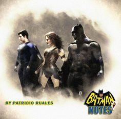Batman v Superman by Patricio Ruales