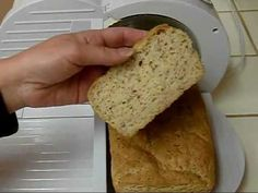 Video: Gluten Free Oat (or Sorghum) Bread Recipe